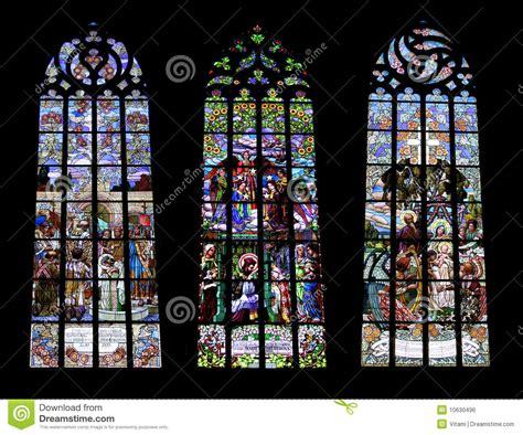 imagenes ventanas goticas ventanas g 243 ticas collage imagen de archivo libre de