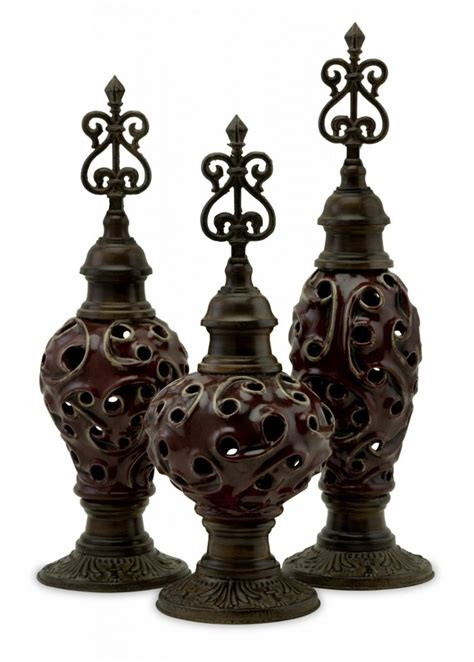 Finial Decor by Decorative Finial Finials