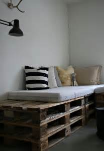 Diy Daybed Bench Diy Pallet Sofa Shelterness