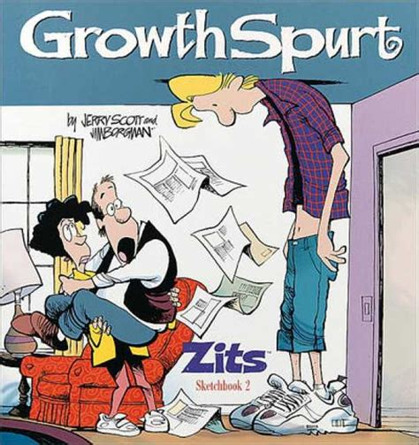 zits sketchbook 15 zits sketchbook 2 growth spurt issue