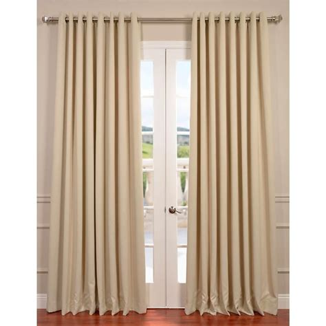 84 blackout curtains exclusive fabrics furnishings eggnog ivory grommet