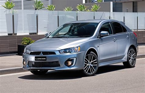 mitsubishi lancer 2016 mitsubishi lancer on sale in australia from 19 500