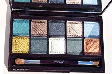 by terry magneteyes eye designer palette photos swatch beauty professor by terry magnet eyes eye designer