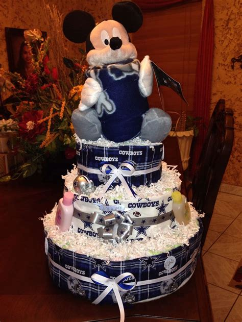 Dallas Cowboys Baby Shower Cake by 1000 Ideas About Cowboy Cakes On