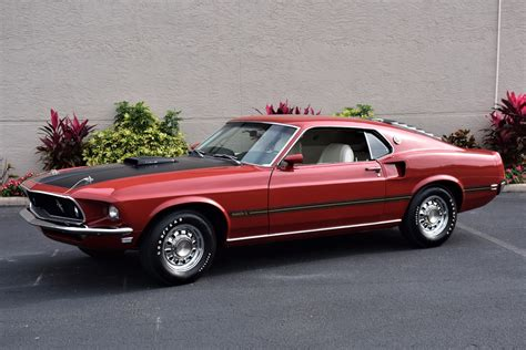 1969 ford mustang 428 cobra jet for sale used 1969 ford mustang mach 1 428 cobra jet rotisserie