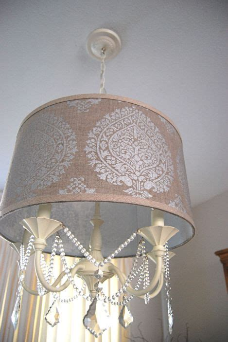 diy drum light fixture diy drum shade chandelier hang beaded chandelier