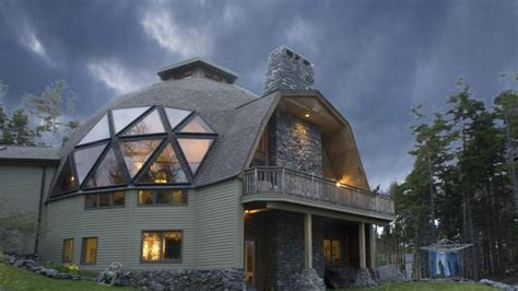 geodome house natural spaces domes environmentally friendly geodesic