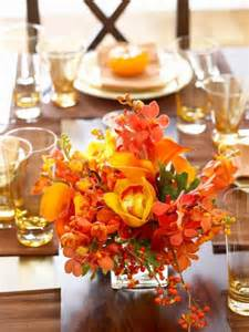 Thanksgiving Decorations Pictures by Thanksgiving Decor In Autumn Colors Digsdigs