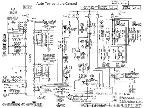 ecu wiring diagram for 2010 nissan frontier wiring