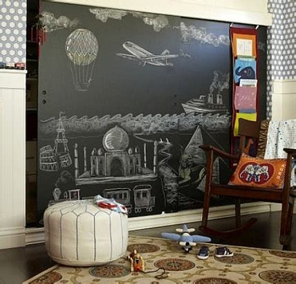 chalkboard paint in bedroom 2 chalkboard wall in kids playroom 7 best uses for