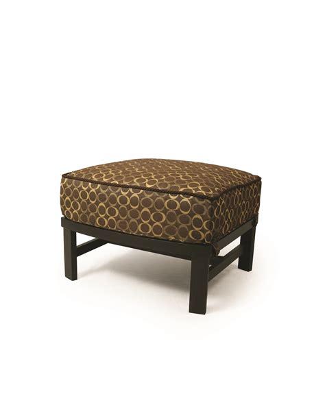 Mallin Casual Furniture by Stratford Cushion Ottoman Mallin Casual Furniture