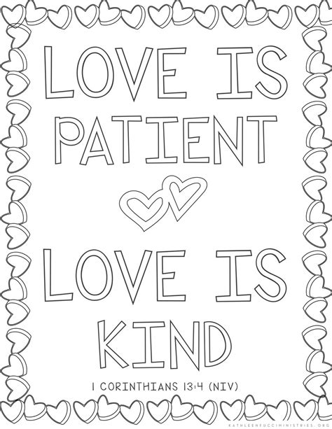 coloring pages for bible verses free bible verse coloring pages kathleen fucci ministries