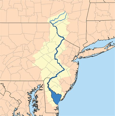 map of usa hudson river list of rivers of pennsylvania