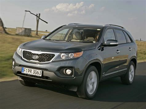 Kia Sorento Reviews 2009 2009 Kia Sorento 3 3 4wd Related Infomation Specifications