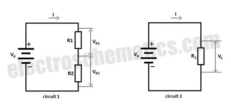 resistors series resistors in series