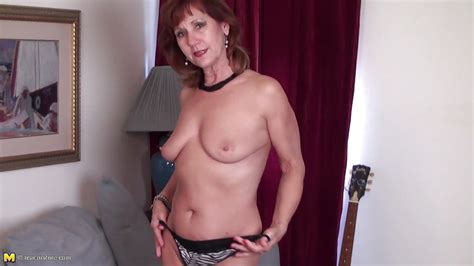 Demi K In This Mature Redhead Likes To Be Watched Hd