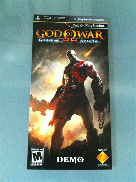 god of war film sonyrumors contest god of war ghost of sparta demo sonyrumors