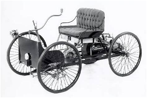 first car ever made by henry ford this day in automotive history henry ford tests his