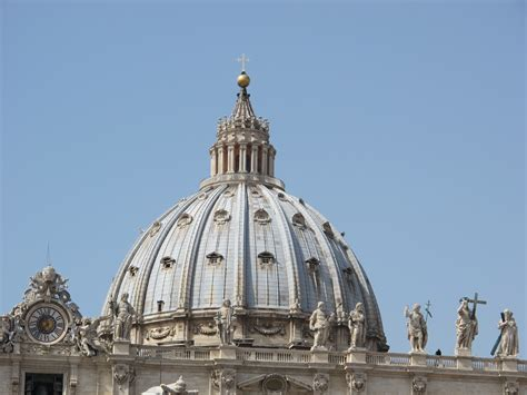 What Is A Cupula File San Pietro Cupola Di Michelangelo Jpg Wikimedia