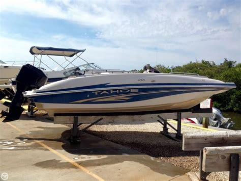 used tahoe boats in tennessee used power boats tahoe boats for sale 5 boats