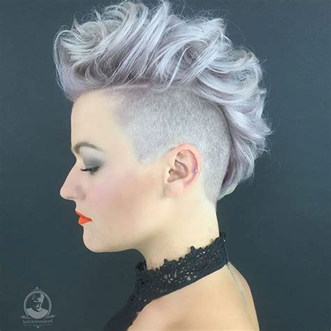 using twist in mohican 70 most gorgeous mohawk hairstyles of nowadays