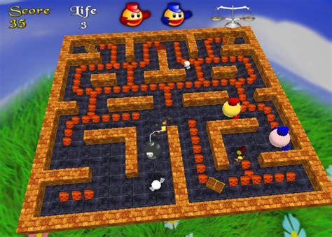 pacman oyna pacman 3d downloads