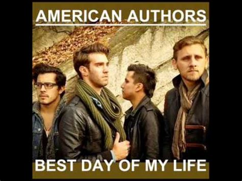 american authors best day of my version american authors best day of my audio version