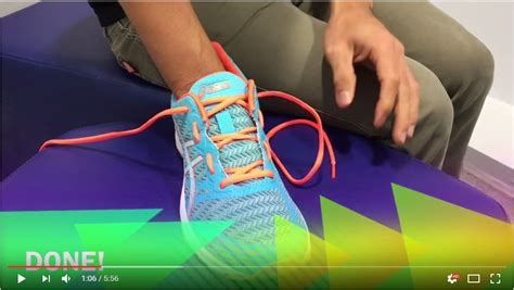 how to lace shoes for running how to lace your running shoes for a better fit