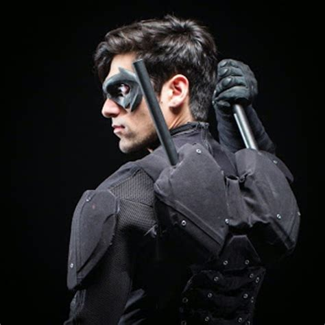 actor vein batman quot nightwing the series quot awesome straight to youtube