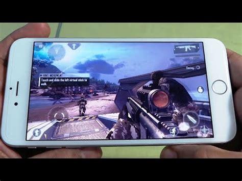 gaming  iphone   top retina games youtube