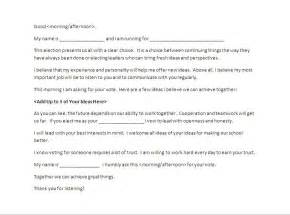 Presidential Speech Outline by Student Council Speech Search Student Council Student Council Speech