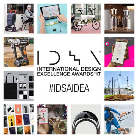idea design excellence awards best of the best idsaidea 2017 industrial designers