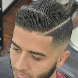 the hair cut the taper fade haircut types of fades men s hairstyles