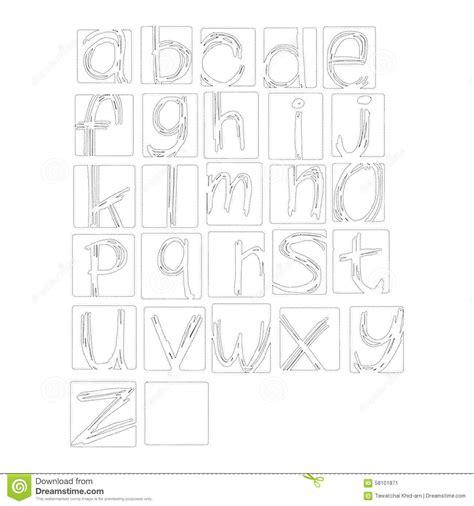 dot pattern alphabet polka dot pattern alphabet set cartoon vector