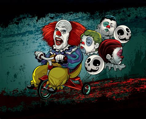 desk vs wise pennywise by crisvector on deviantart