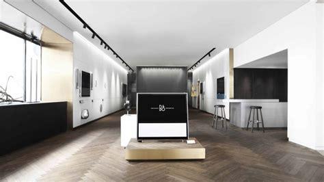 home design store copenhagen bang olufsen flagship store by johannes torpe studios