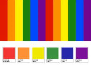 lgbt colors the rainbow flag fashion trendsetter