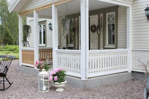 Veranda Mit Fenster by 1001 Tolle Ideen F 252 R Amerikanisches Holzhaus Mit Veranda