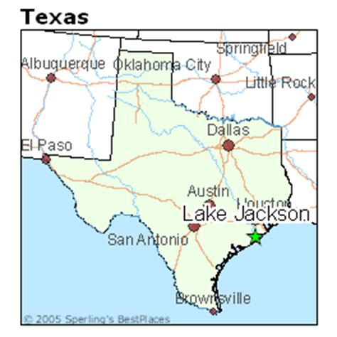 where is lake jackson texas on map best places to live in lake jackson texas