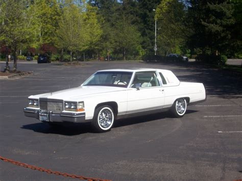 navjac 1985 cadillac fleetwood specs photos modification