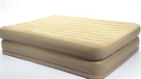 airmattresscom intex comfort raised queen air mattress