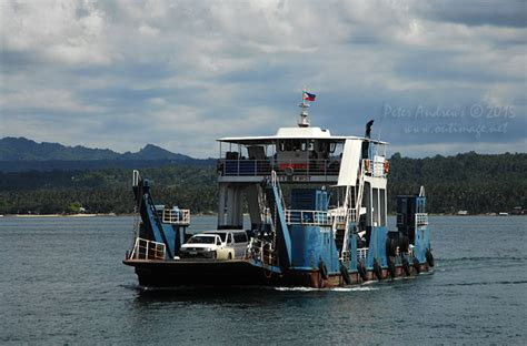 ferry boat to samal island outimage publications samal island mindanao philippines