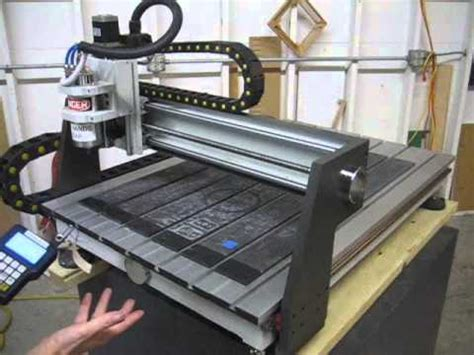 bench top cnc sold used laguna iq hhc benchtop cnc router us0364 youtube