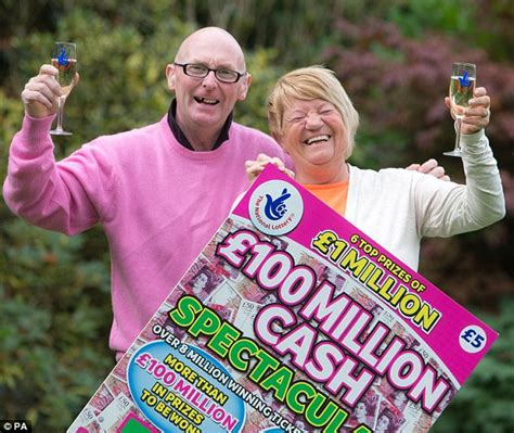 Dream About Winning Money On A Scratch Ticket - grandmother who spent 163 600 a month on scratchcards wins 163 1m daily mail online