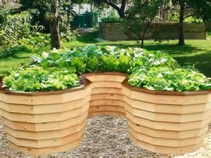 hochbeet bauen und bepflanzen zuhause wohnen