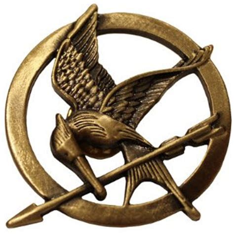 How To Make A Mockingjay Pin Out Of Paper - the hunger bronze mockingjay pin brooch only 0 99