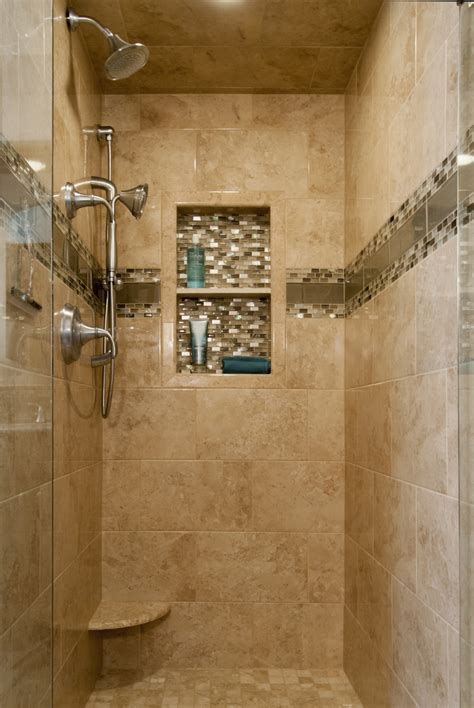 In Shower by Recessed Shower Niches Bathroom Renovations