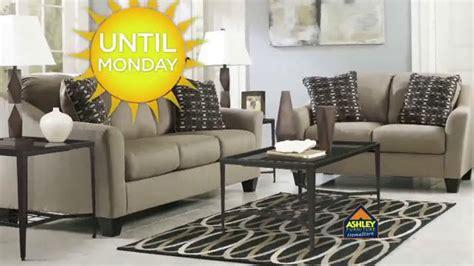 ashley furniture homestore christmas  july sale tv spot