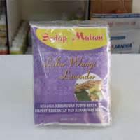 Bantal Sehat Bantal Aromaterapy Harum Lavender lulur wangi lavendar sedap malam isi 5 sachet kosmetik perawatan tubuh toko herbal