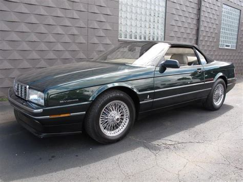 1993 cadillac allante for sale classic cadillac allante for sale on classiccars 36